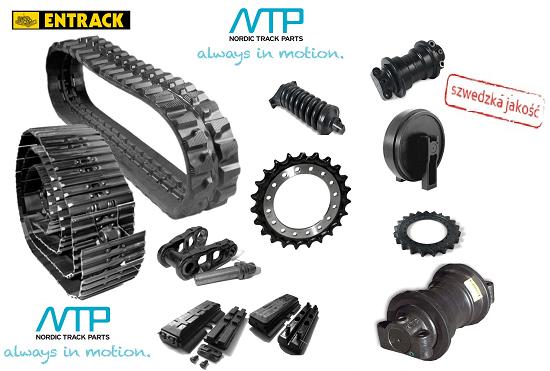Części do maszyn budowlanych NTP