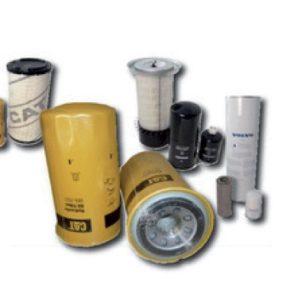 Przykłady filtrów do maszyn - różne rodzaje